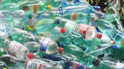 soutěž ve sběru PET lahví