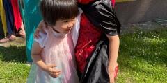 Den dětí u Červeňáčků
