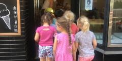Den dětí u Zeleňáčků