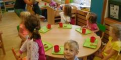 Den dětí u Zeleňáků