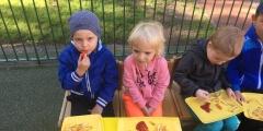 Dětský den u Žluťáčků