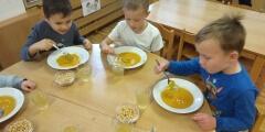 Dýňování v Oranžové třídě