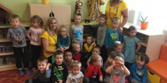 galerie žluté třídy