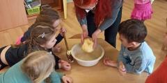 Msopustní pečení u Zeleňáčků