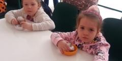 Oranžová třída u Veverek
