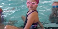 Předškoláci na plavání