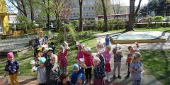 Velikonoce na Zelené třídě