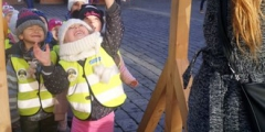 Zeleňáčci a vánoční Pardubice
