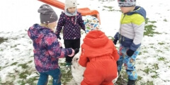 Zima u Červeňáčků