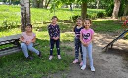 Den dětí u Modráčků