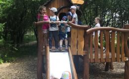Fialováčci ve Fajn parku