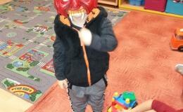 Mikuláš na Červené třídě