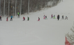 Poslední lyžařský kurz dne 5.2.2020